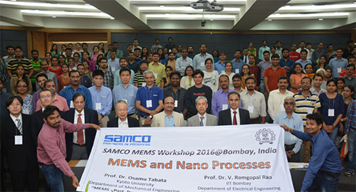 Samco MEMS Workshop at IIT Bombay.jpg